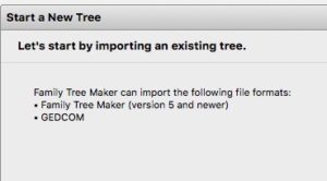Family Tree Maker 2017 Review Follow-Up
